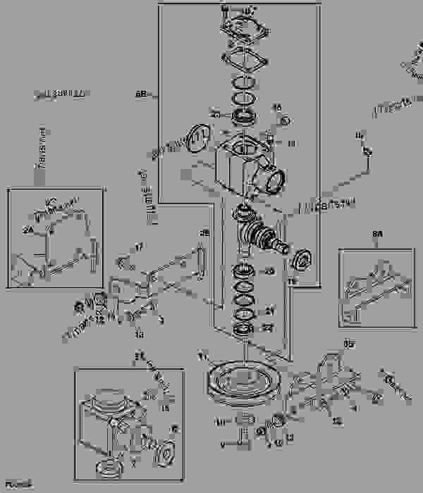 Wiring Diagram Database: John Deere 62c Mower Deck Parts