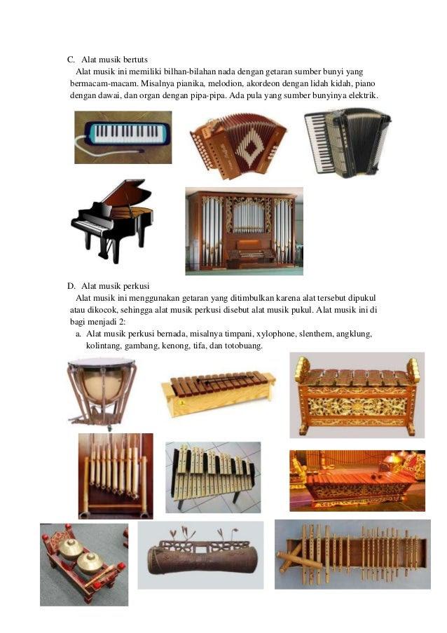 Alat Musik Yang Tidak Bernada Disebut : musik, tidak, bernada, disebut, Musik, Tidak, Bernada, Disebut, Sebutkan