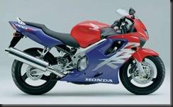 HONDA CBR600F4  99