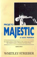 Capa Livro Projeto Majestic