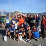 VII Marcha y Carrera de montaña de Castalla (8-Diciembre-2009)