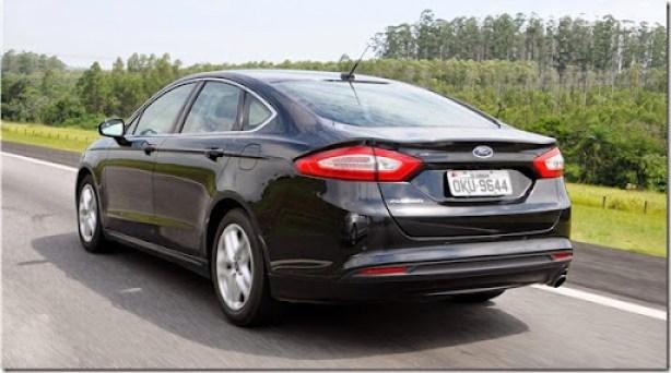Ford Fusion 2.5L Flex
