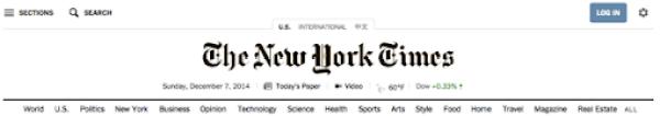 NYtimes no ads