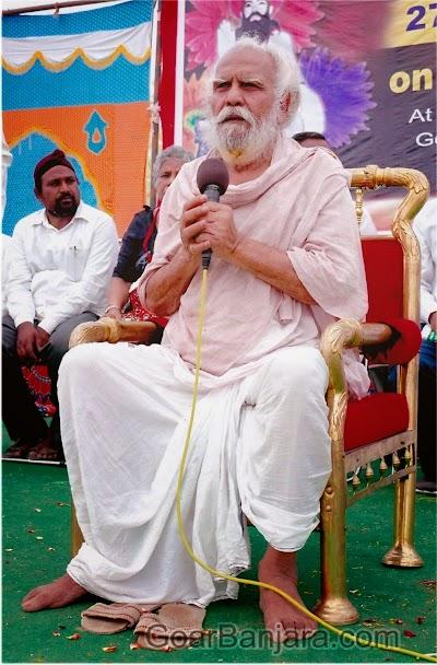Sant sri Ramrao Maharaj, sevagad, gutty