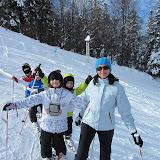 Uraaa! Din nou la schi!
