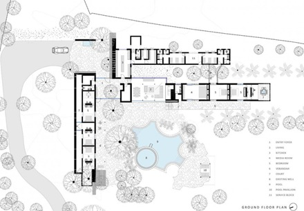 plano-planta-casa-brick-kiln-spasm-design-architects