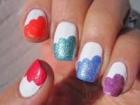Easy Nail Polish Designs At Home   Nail Designs, Hair ...