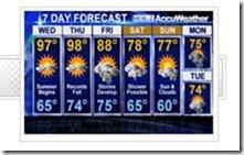 weather boston
