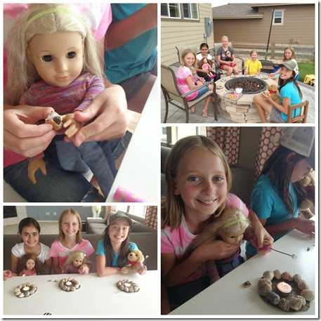 doll smores