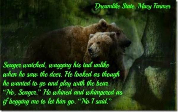 Dreamlike State Excerpt pic 2