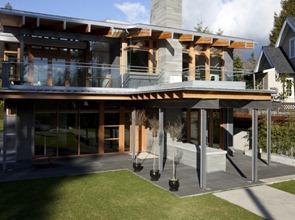 Fachada-contemporanea-Residencia-Chosun-Residence