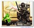 【頂級黑檀木玄天上帝】威嚴氣勢~精雕神明佛像木雕藝術@台北九龍佛具