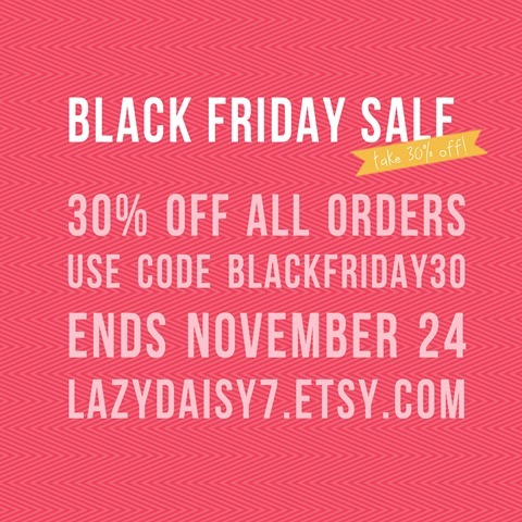 lasydaisydesigns black friday sale