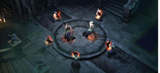 Diablo III Multiplayer