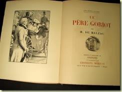 le pere goriot title page