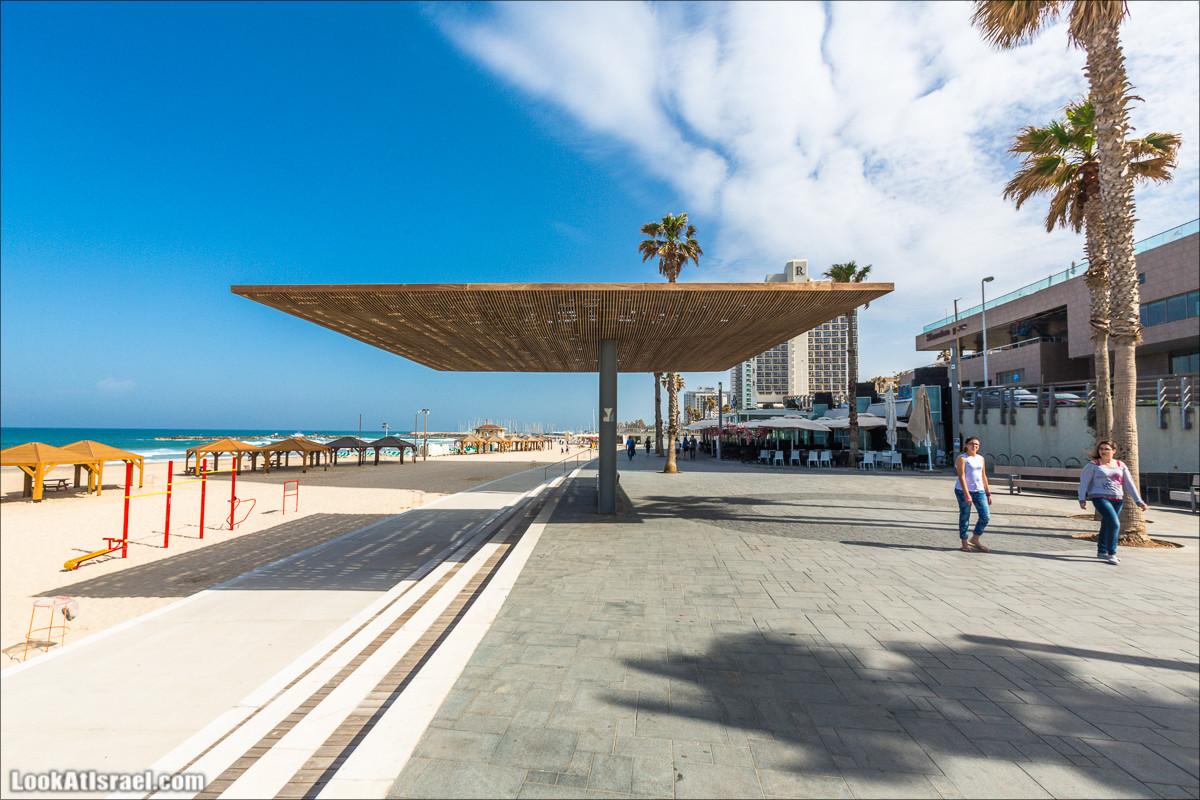 Обновление тель-авивской набережной