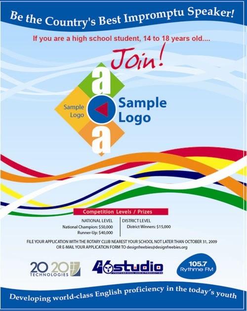 Contest Brochure Design Examples 101greatbrochures Of