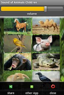 Animal sound ringtones free screenshot 02
