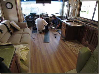 Rv Travels With Karen and Al Allure Ultra Installation