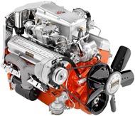 1965 327 cid V8 FI (L84) for Chevrolet Corvette