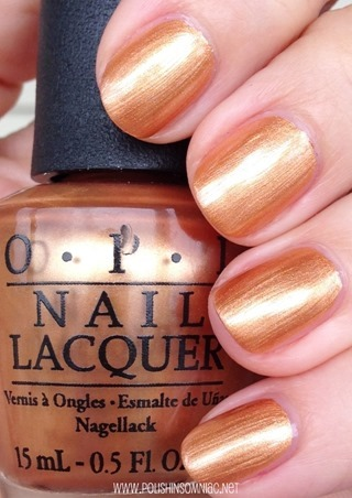 OPI What A Nice Finn-ish