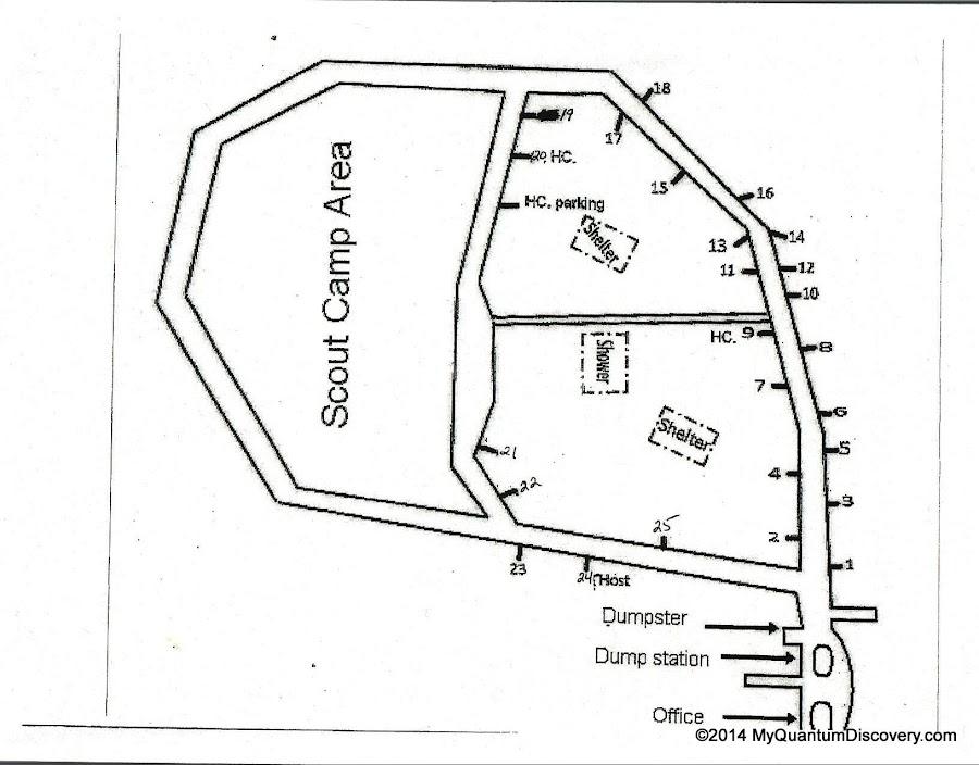 Ocala, FL – Santos Campground Review