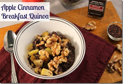 Breakfast Quinoa
