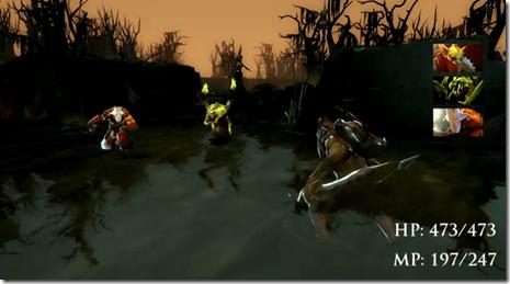 Dota 2: Já imaginou jogar como se fosse um RPG das antigas?