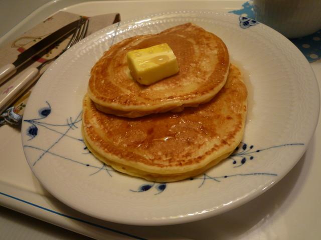 Cecillia優雅過生活: 無可取代的美味!天然酵母鬆餅