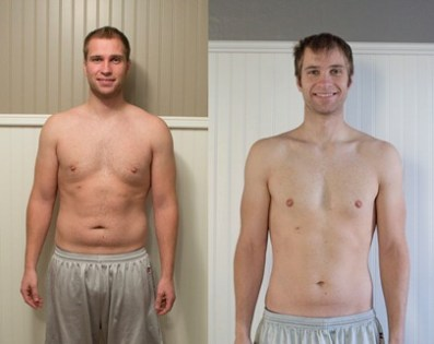 before and after insanity