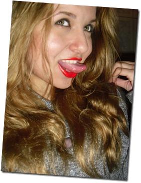 Barangurte Red Lips