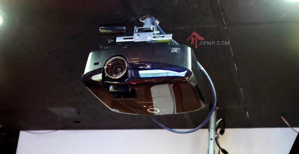 3D投影機