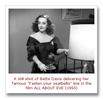 Image result for bette davis all about eve bumpy night