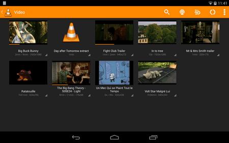 [Android] VLC 0.9.7.1 APK/APP下載(影音播放器) ~ 靖技場 § 軟體下載區