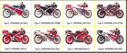 Honda VFR NC30