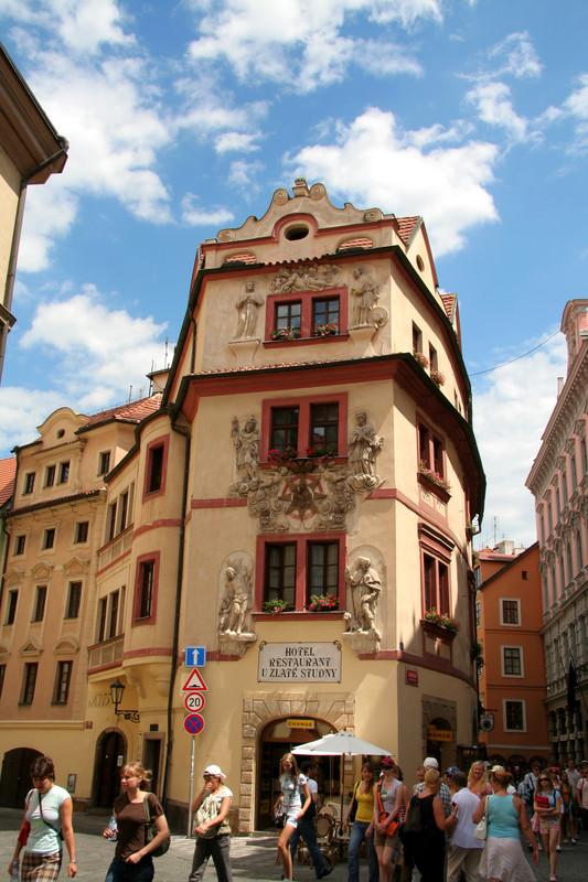 House & Potager 手掌屋之戀: 【2007.06.17~19 瑞士捷克之旅】令人驚艷,讚嘆,感動的布拉格(2)