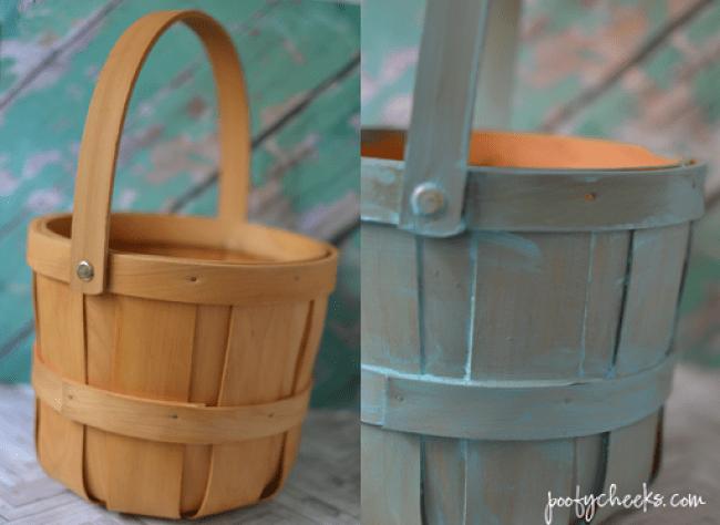 FROZEN Easter Basket - DIY Basket Tutorial