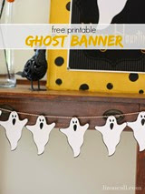 Liz on Call Ghost Banner