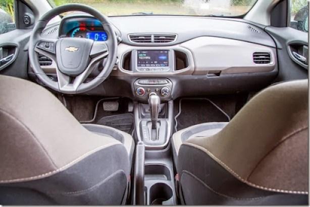Chevrolet Prisma LTZ AT6 2014 (28)