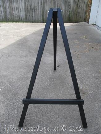DIY Display Easel (11)