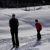 Primul nostru schior la schi fond