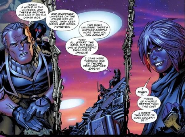 Higher Earth #1 - página 16