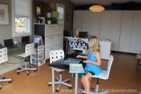 BEFORE & AFTER: converting my garage into an office | Go ...