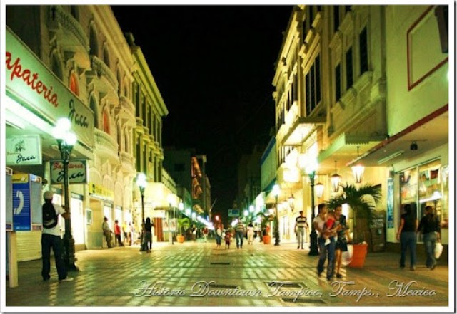 centro de Tampico