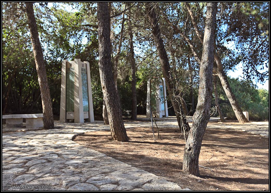 Гора Летчиков | Mt Tayasim | הר הטייסים | LookAtIsrael.com - Фото путешествия по Израилю
