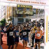 XII Medio Maratón Internacional de Santa Pola (21-Enero-2001)