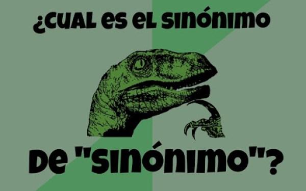 Filosoraptor Sinónimo