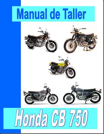 manualtallerCB750