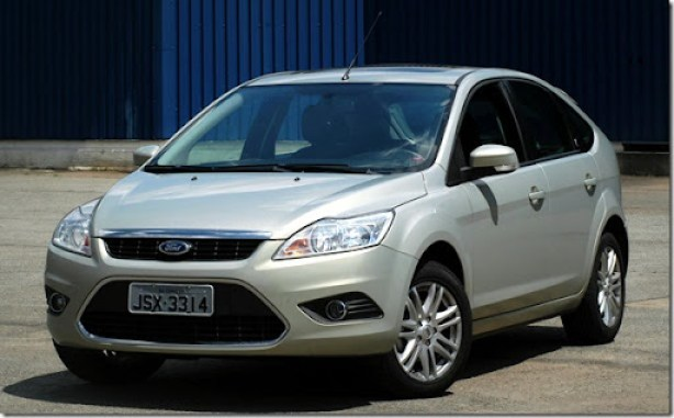 Ford Motor Company BrasilNovo Focus 2.0  Flex Modelo 2010