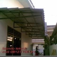 Kebutuhan Baja Ringan Untuk Kuda Pekerjaan Atap / Roofing - Bengkel Las Lasindo Teknik